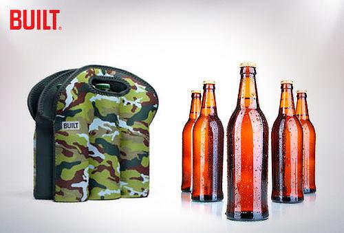 Porta Botellas Six Pack Built®