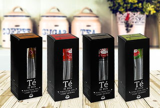 43% Caja Té 15 sticks marca Royal T-Stick, elige sabor!