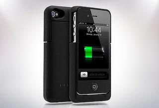 25% Carcasa con Batería Recargable iPhone 4/4s