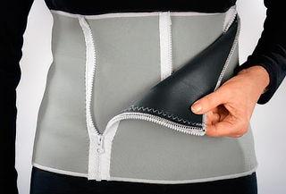 Faja 5 Cierres Reductora, Modela Cintura y Abdomen!