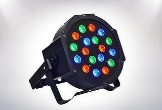 Foco Par 18 Led Alta Luminosidad Audiorítmico!
