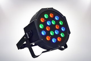 Foco Par 18 Led Alta Luminosidad Audiorítmico!