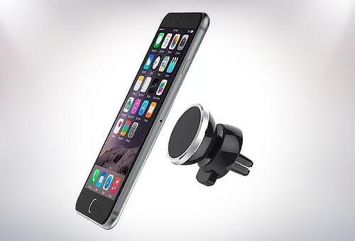 Pack 2 Soportes para Smartphone Magnéticos para Auto