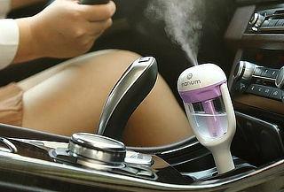 Humidificador de Aire y Difusor Aromaterapia para Auto
