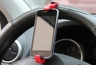 2 Soportes de Celular para Auto