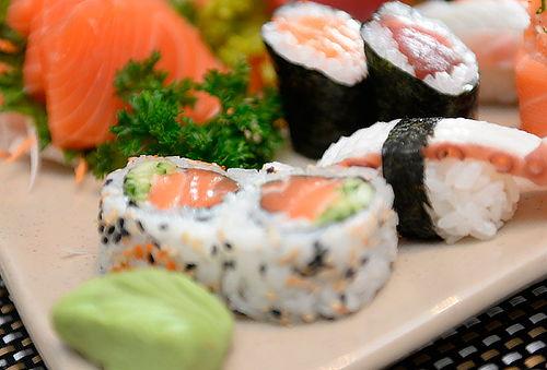 70% 40 Piezas de Sushi, Providencia