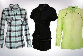 Blusas primaverales, elige modelo y talla!