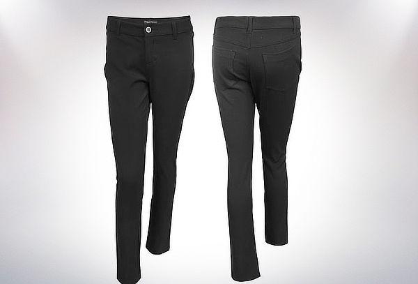 Pantalón  de vestir negro elige modelo!