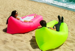Hamaca Inflable Outdoor