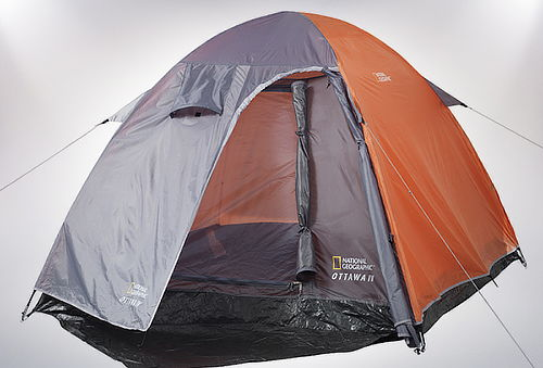 Carpa para 4 personas National Geographic®  Ottawa IV