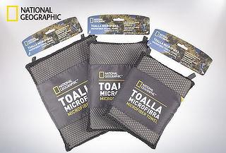 Toallas de Microfibra National Geographic