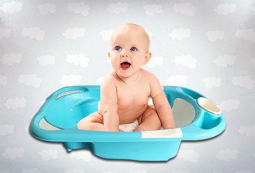 Bañera de Seguridad para Bebés