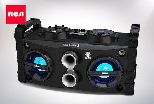 Sistema de Sonido RCA