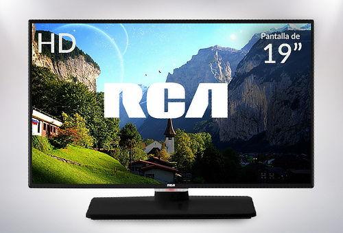 25% Televisión LED 19'' RCA