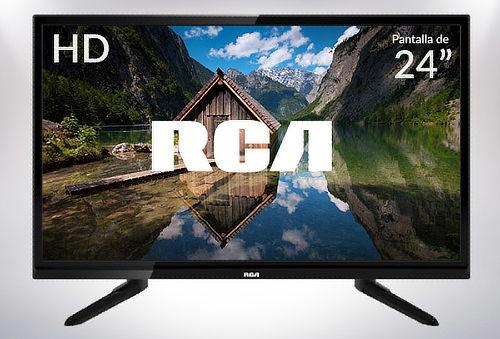 18% Televisión LED 24'' RCA