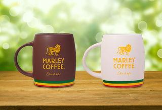 Mug Marley Coffee, Elige Blanco o Café