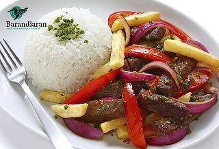 Almuerzo o Cena para 2 en Barandiaran. Providencia