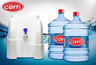 Pack 2 Botellones de Agua Purificada + Opción Dispensador
