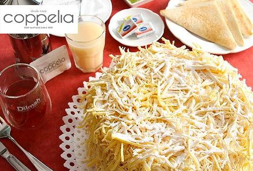 Torta Mediana y grande  en Coppelia,