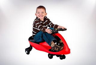 Carrito para Niños Swing Car