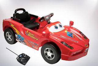 Auto Eléctrico Modelo Cars a Control Remoto