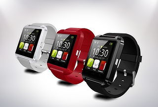 Smartwatch U8 para iPhone y Android