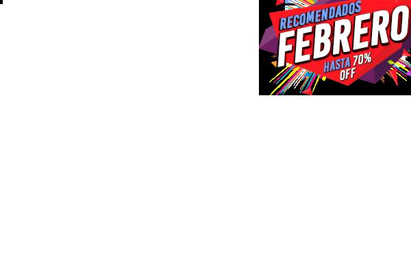 Recomendados de Febrero