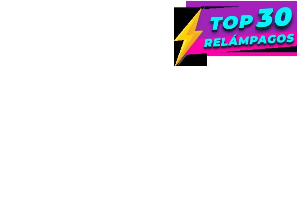 Top 30 Relampagos