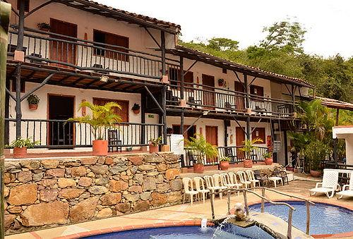 San Gil Plan Aventureros + Alojamiento + Alimentación