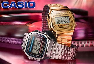 Relojes Casio Retro