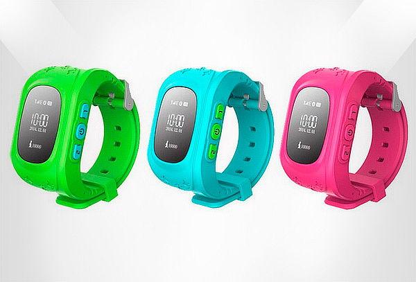 Smartwatch GPS Niños