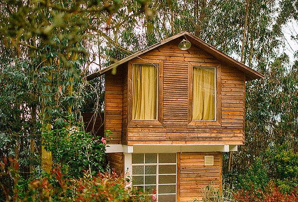 Cabaña para 2 Personas en Ubaque  + Fogata + Mini Tejo