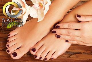 Manicure y Pedicure Semipermanente en Gel