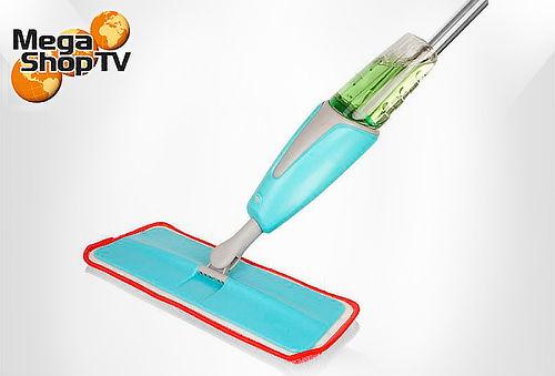 Trapero en Fibra para Spray Mop- Tanque Agua + Repuesto
