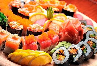 24 Bocados de Sushi en Bulevar