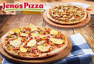 2x1 en Jeno's Pizza Cualquier Sabor de la Carta
