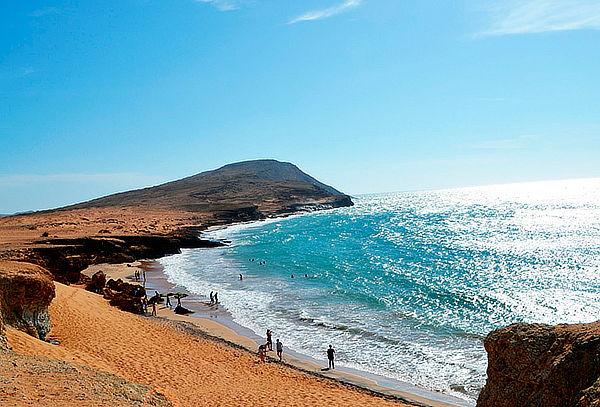 Para Dos 8 Días en Guajira y Cabo de la Vela