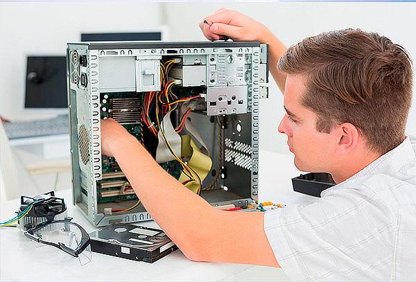 Mantenimiento y Actualización de Computadores a Domicilio