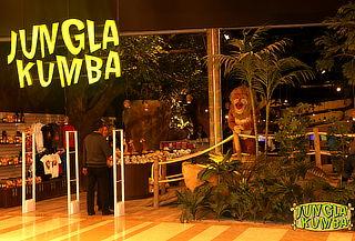 Menú Niño y Adulto + Tarjeta $40.000 en Jungla Kumba
