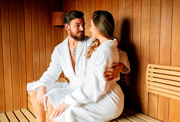 Spa Pareja Romantic Completo con Sauna +Jacuzzi en Calle 72