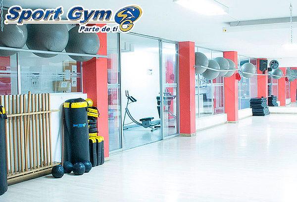 Mensualidad Gym para Todos los Días