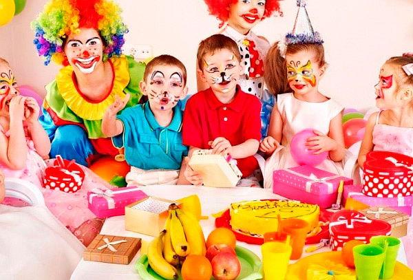 Fiesta Infantil con Animación y Recreación Dirigida