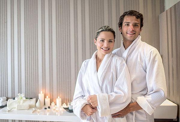 Spa para Pareja con Turco Privado y Sauna en Belalcazar