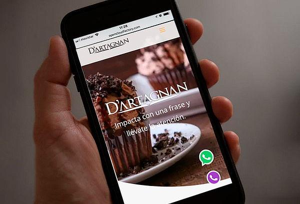 Diseño de Página Web con Lanzamiento vía Email Marketing