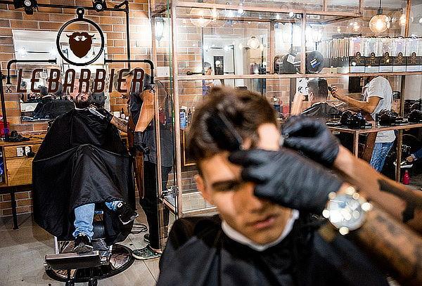 Barbería y Spa Masculino por 7 Servicios en Laureles