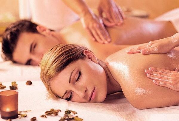 Masaje Relajante Cuerpo Completo para Dos Personas