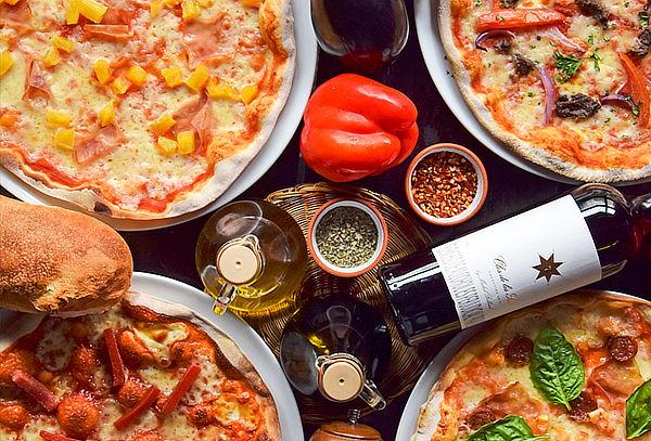 Pizza + Cerveza para 2 o 4 Personas en Zona G