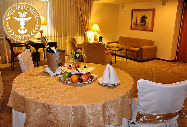 Plan Fin Semana para 2 + Desayuno en Hotel Tequendama Bogotá
