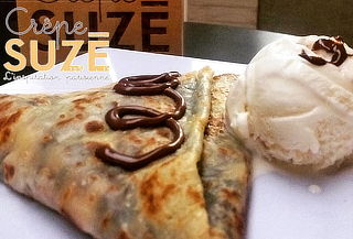 2 Crepes de Sal + 2 Crepe de Dulce Artesanales en Vizcaya