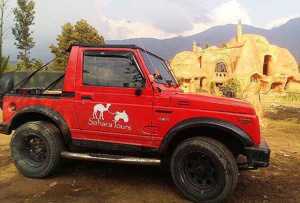 2x1 Villa de Leyva, Lunada y Recorrido en Jeep